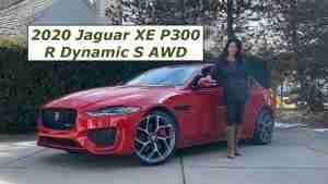 2020 Jaguar XE P300 R-Dynamic S AWD