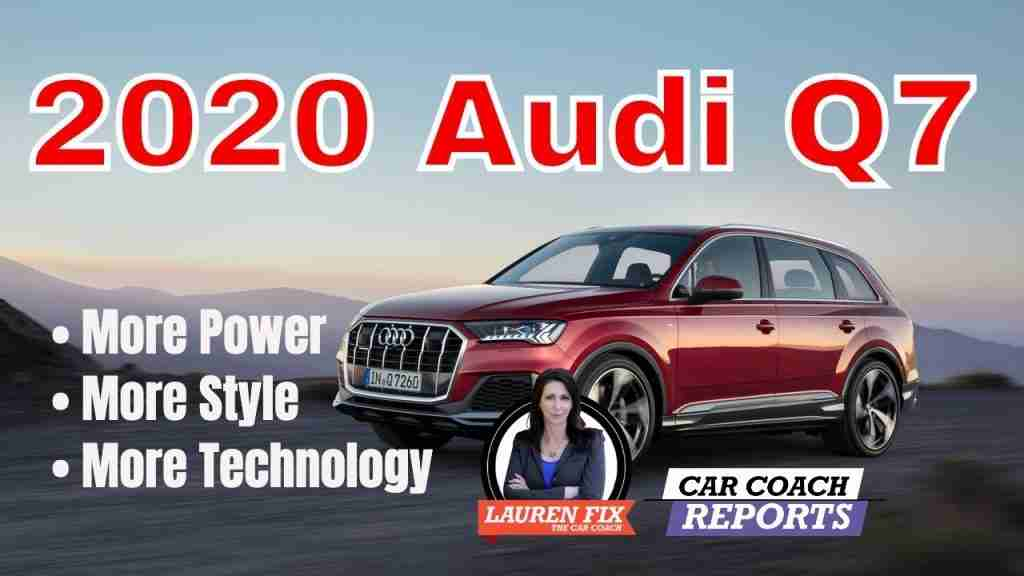 2020 Audi Q7 car review