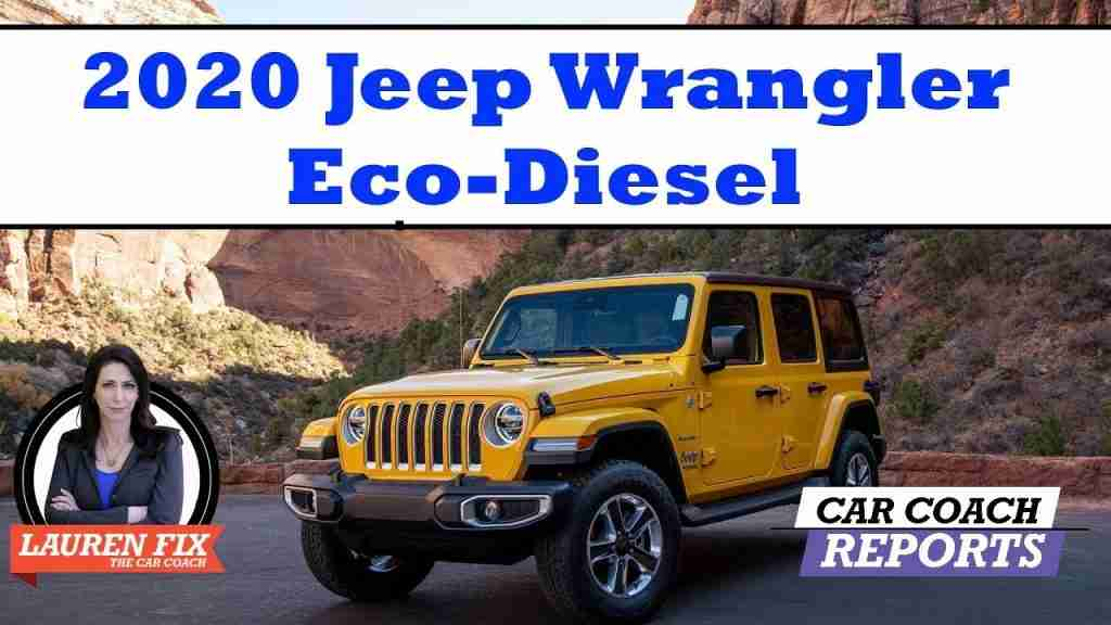 2020 Jeep Wrangler Eco-diesel review