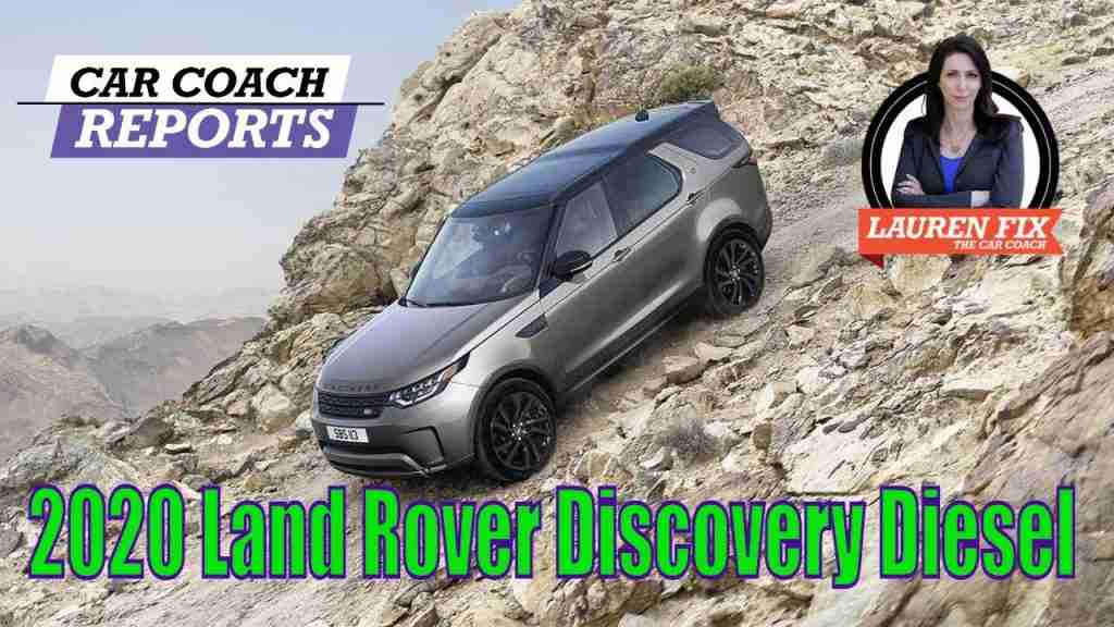 2020 Land Rover Discovery Diesel car review
