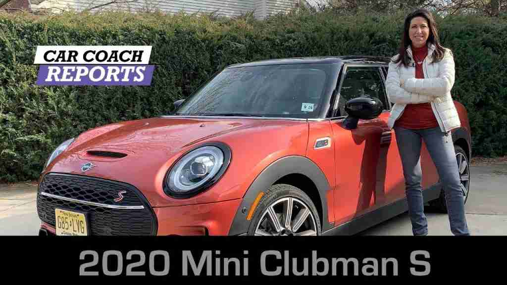 2020 Mini Clubman S car review