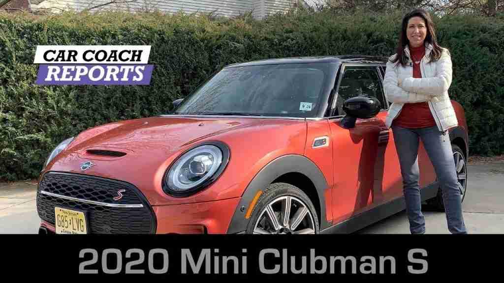 2020 Mini Clubman S car review