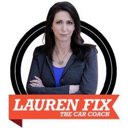 Lauren Fix Car Coach Reports car expert