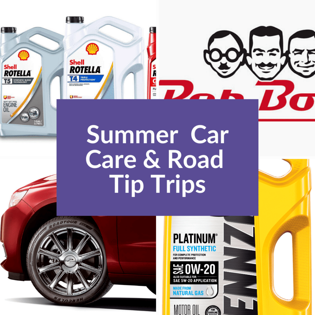 Summer Car Care with Lauren Fix