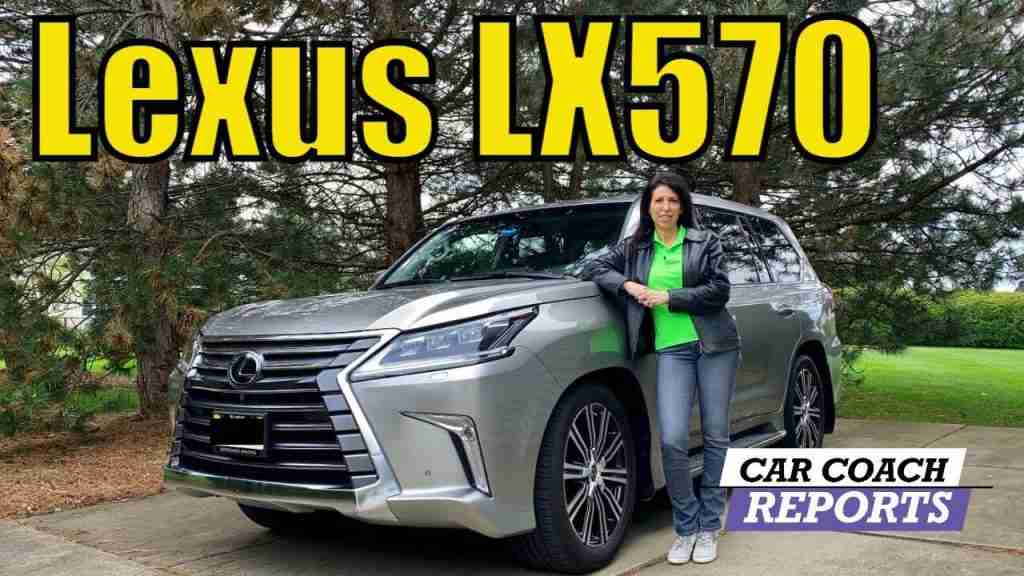 2020 Lexus LX570 review