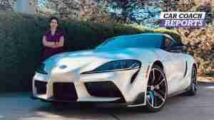 2021 Toyota Supra 3.0 review