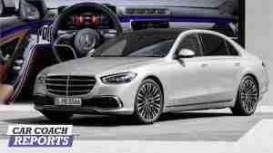 20201 Mercedes Benz S Class