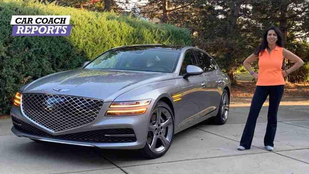2021 Genesis G80 car review