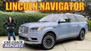 Lincoln Navigator- In Depth Review