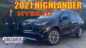2021-Toyota-Highlander-Hybrid-Review