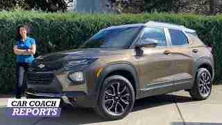 2021 Chevrolet Trailblazer- In Depth Review