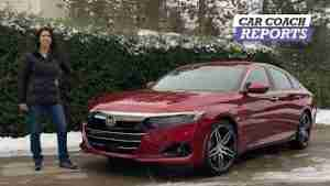 2021-Honda-Accord- Hybrid-Review