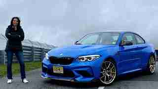 2020-BMW-M2-CS-Review