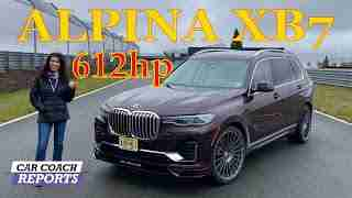 2021-Alpina-XB7-Review