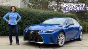 2021-Lexus-IS300- Review