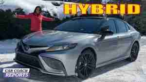 2021-Toyota-Camry-Hybrid-XSE-Review