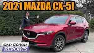 2021-Mazda- CX-5-Review