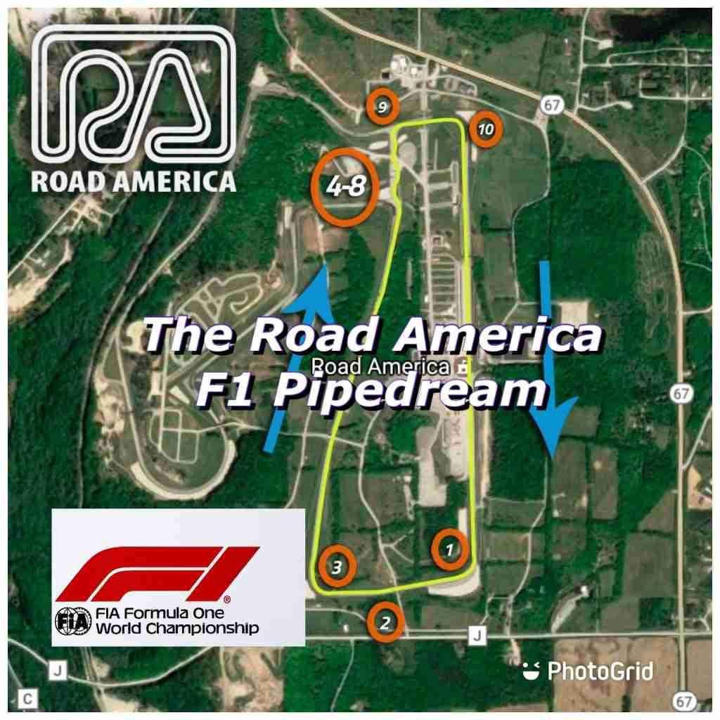 FIA-Formula-One -Road America