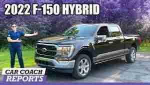 2021 Ford-150 Hybrid