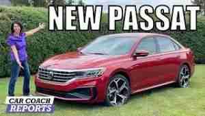 2021 Volkswagen New Passat
