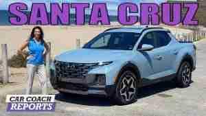 Hyundai Santa Cruz Review