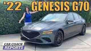 2022-Genesis-G70-Review