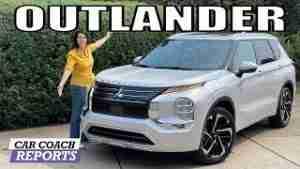 2022 Mitsubishi Outlander Review