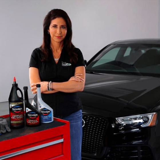Take it from Lauren Fix, The Car Coach – Techron keeps your fuel system working efficiently – so you can get back to not thinking about it.